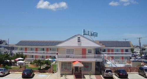 Blue Water Motel Photo