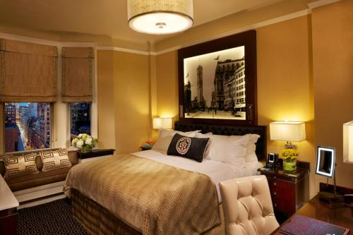 The Algonquin Hotel Times Square, Autograph Collection, A Marriott Luxury & Lifestyle Hotel photo 8