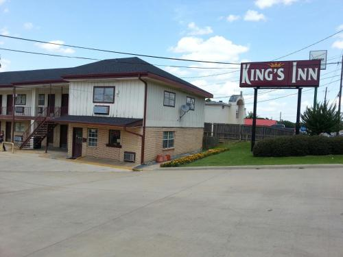 King's Inn Motel Paris Photo