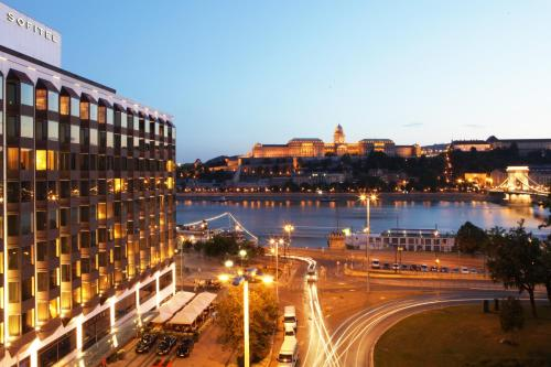 Sofitel Budapest Chain Bridge impression