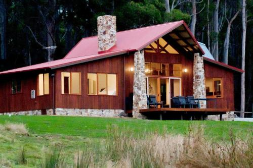 Adventure Bay Retreat Bruny Island布鲁尼岛冒险湾度假酒店