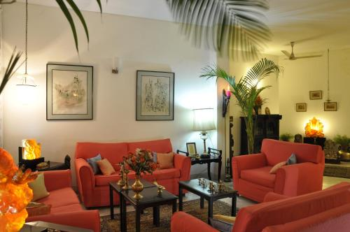 Srivastav.INN- Premier Bed and Breakfast - new-delhi -