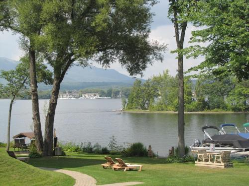 Location Tourisme Estrie - Oberge du Village Photo