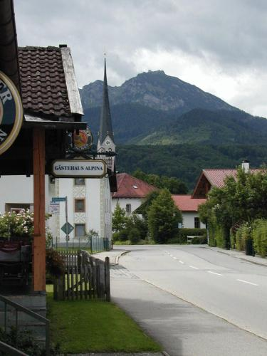 Gstehaus Alpin