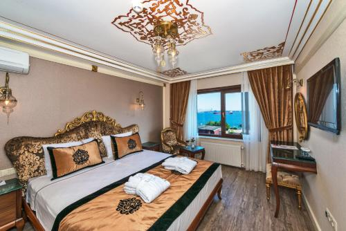 Istanbul The Byzantium Hotel & Suites-Special Category rezervasyon