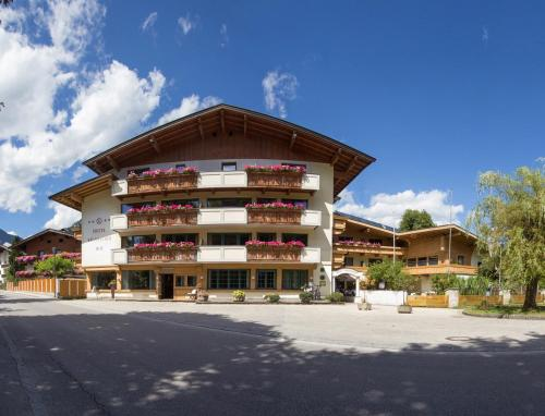Businesshotel Kramsacher Hof, Mariatal
