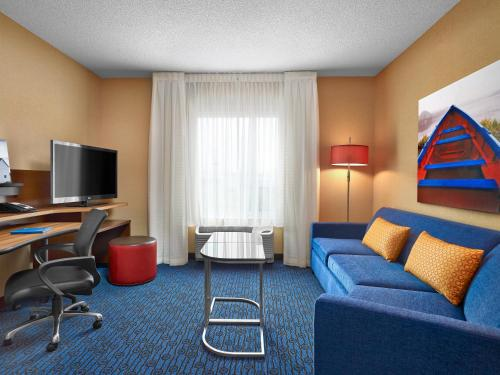Fairfield Inn & Suites St. John's Newfoundland Photo