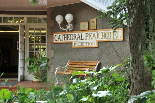 Cathedral Peak Hotel Photo
