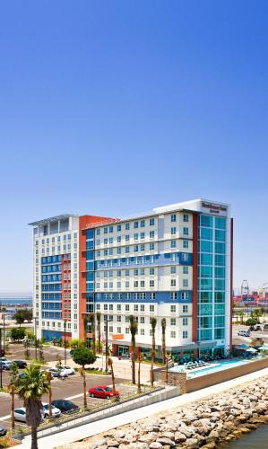 Residence Inn Long Beach Downtown Photo