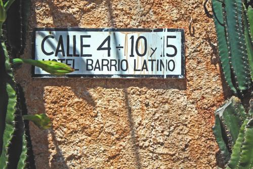 Hotel Barrio Latino Photo