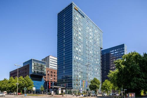 Гостиница «Novotel Suites Hamburg City», Гамбург