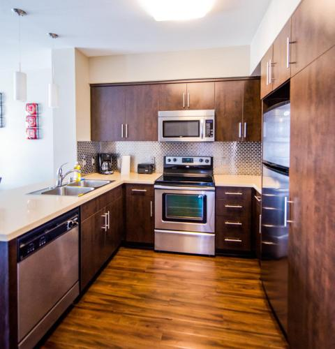 The Hollywood Marley Apartment Photo