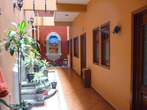Hotel Boutique Parador San Miguel Oaxaca Photo