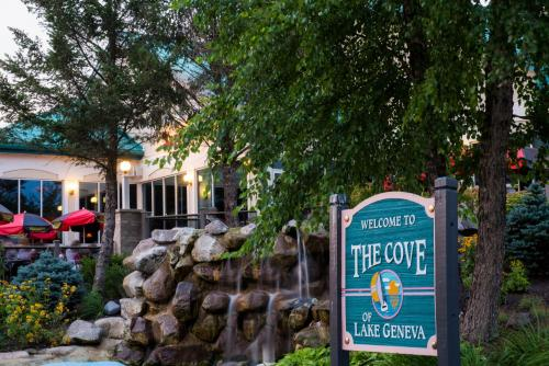 The Cove of Lake Geneva Photo