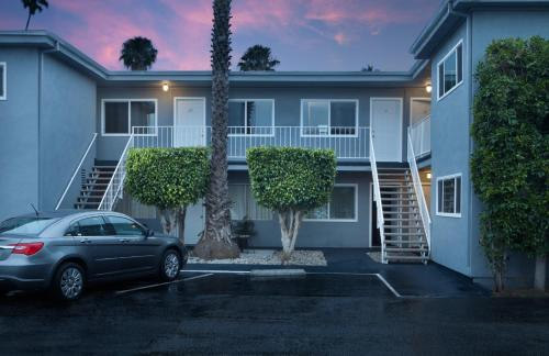 Santa Monica Motel Photo