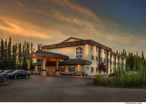 Best Western Plus Pioneer Park Inn Photo