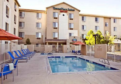 TownePlace Suites Albuquerque Airport Photo