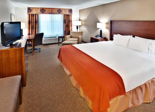 Holiday Inn Express Hotel & Suites - Dubuque West - Dubuque, IA 52002