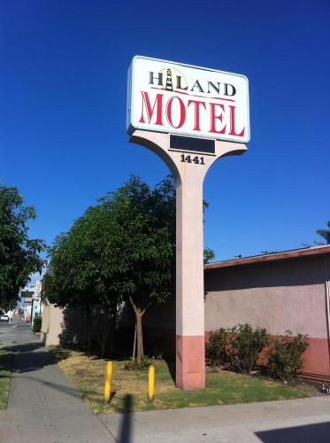 Hiland Motel - Long Beach, CA 90810