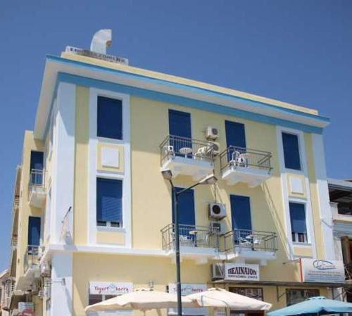 Pelineon Rooms - Hotels in Greece