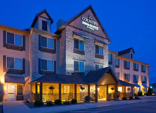 Country Inn and Suites Green Bay Photo