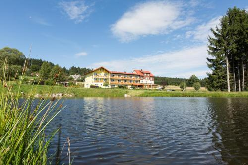 Gasthof-Pension Nordwald, green hotel in Hirschenwies, Austria