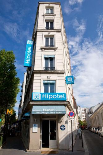 Hipotel Paris Belgrand Mairie du 20ème photo 16