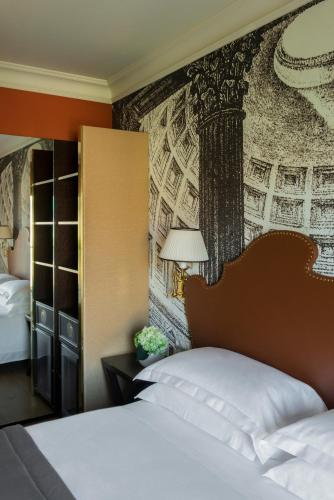 Starhotels Michelangelo Rome photo 4