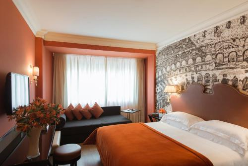 Starhotels Michelangelo Rome photo 9
