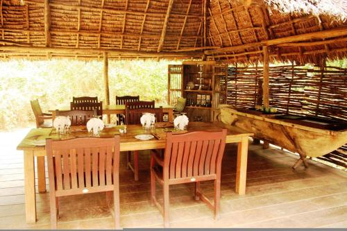 Selous Wilderness Camp Photo