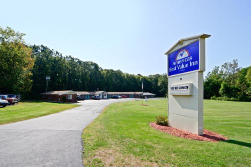 Americas Best Value Inn Middlefield Photo