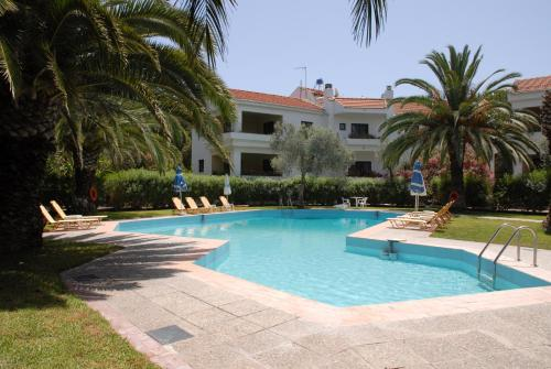 Niki Hotel Apartments - 7 Pyrras str., Ialyssos Greece