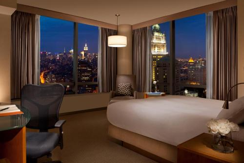Millennium Hilton New York Downtown Photo