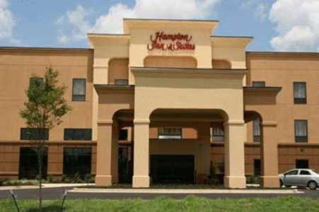 Photo of Hampton Inn & Suites West Point Bed and Breakfast Hotel Accommodation in West Point Mississippi