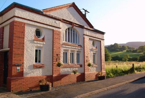 Photo of New Hall Guesthouse Hotel Bed and Breakfast Accommodation in Llanwrtyd Wells Powys