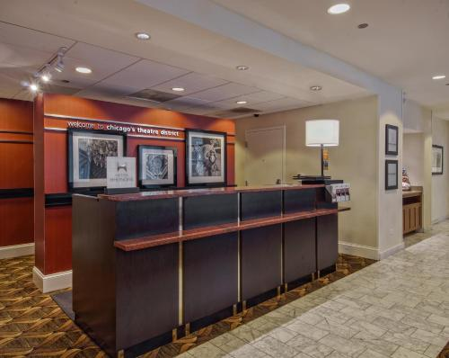 Hampton Inn Majestic Chicago Theatre District photo 4