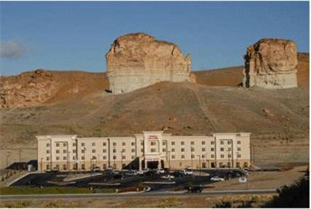 Photo of Hampton Inn & Suites Green River Hotel Bed and Breakfast Accommodation in Green River Wyoming