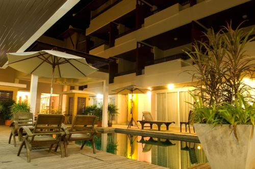 Chateau Dale Boutique Resort Spa Villas - pattaya-south -