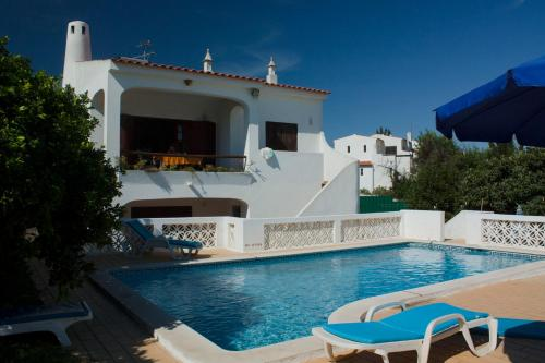 holidays algarve vacations Carvoeiro Villa Alves