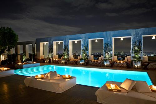 Mondrian Los Angeles - West Hollywood, CA 90069