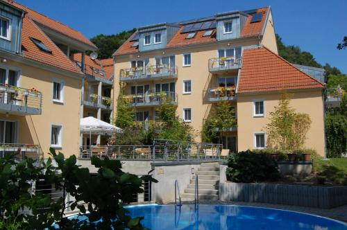 Apparthotel Steiger Bad Schandau - Apartment (4 Erwachsene)