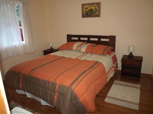 Hostal Plaza Las Banderas Photo