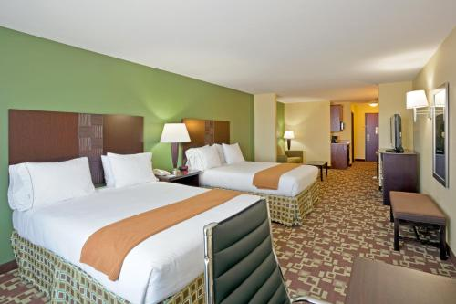 Holiday Inn Express Hotel & Suites Dumas Photo