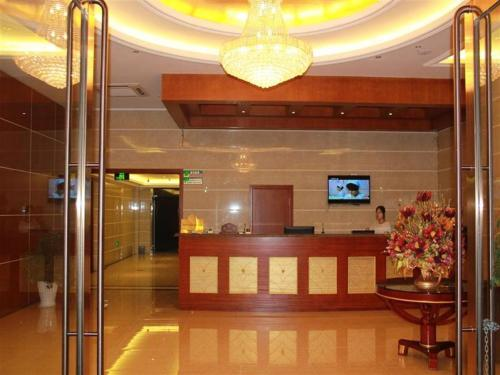 Hotel Greentree Inn Jiaxing Zhongan Business Hotel
