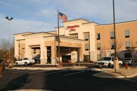 Photo of Hampton Inn - Monticello Hotel Bed and Breakfast Accommodation in Monticello Arkansas