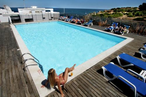 holidays algarve vacations Lagos Carvi Beach Hotel