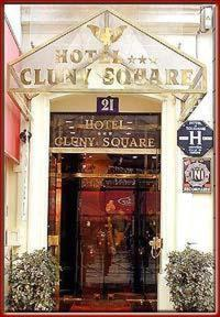 Hotel Cluny Square, Paris