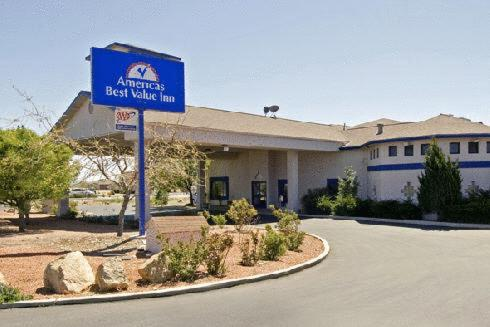 Photo of Americas Best Value Inn Prescott Valley Hotel Bed and Breakfast Accommodation in Prescott Valley Arizona