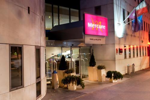 Mercure Paris La Villette photo 8