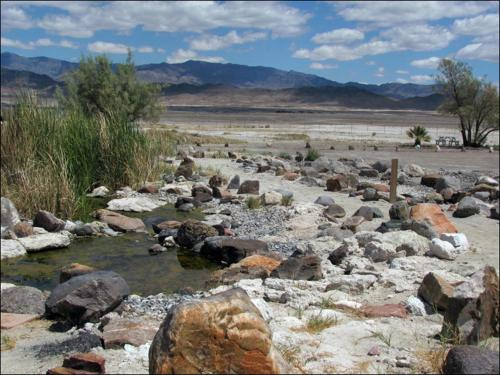 Delight's Hot Springs Resort - Tecopa, CA 92389